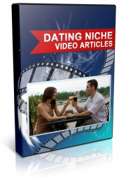 Dating Niche Video Articles Video with Personal Use Rights