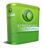 Screencast Tutorial Video with Private Label Rights