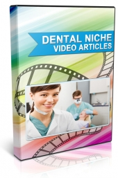 Dental Niche Video Articles Video with Personal Use Rights