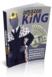 Amazon King eBook with Personal Use Rights