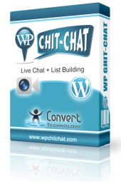 WP Chit Chat Plugin Software with Personal Use Rights