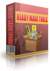 Ready Made Tools Graphic with Resale Rights