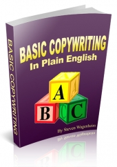 Basic Copywriting in Plain English eBook with Personal Use Rights