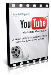 Youtube Marketing Made EZ Video with Personal Use Rights
