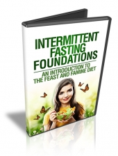 Intermittent Fasting Foundations eBook with private label rights