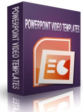 Powerpoint Video Templates Video with Personal Use Rights