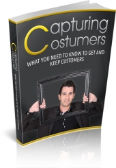 Capturing Customers eBook with Personal Use Rights