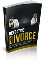 Defeating Divorce eBook with Personal Use Rights