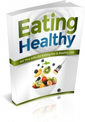 EatingHealthy mrr.zip eBook with Personal Use Rights