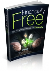 Financially Free eBook with Personal Use Rights
