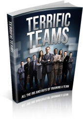 Terrific Teams eBook with Personal Use Rights