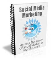 Social Media Marketing Made Easy eBook with Private Label Rights