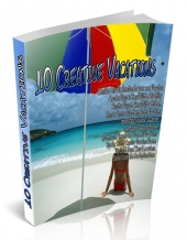 10 Creative Vacations PLR Articles Free PLR Article with private label rights