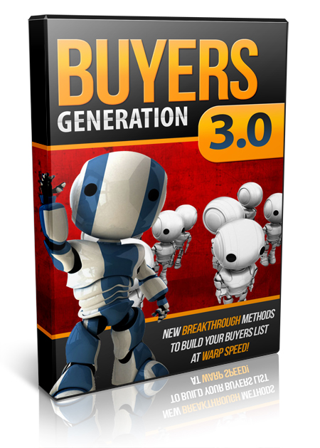 Buyers Generation 3.0