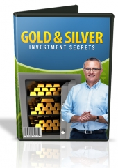 Gold & Silver Investment Secrets eBook with private label rights