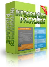 Infographics Package 2013 Graphic with Personal Use Rights