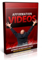 Affirmation Videos Video with Master Resale Rights
