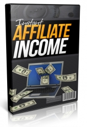 Instant Affiliate Income Video with Master Resale Rights