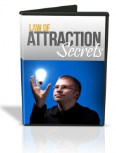 Law of Attraction Secrets Video with Master Resale Rights