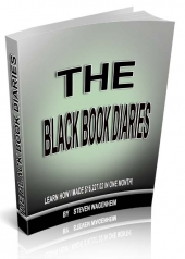 The Black Book Diaries eBook with Personal Use Rights