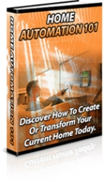 Home Automation 101 eBook with Private Label Rights