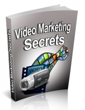 Video Marketing Secrets eBook with Personal Use Rights