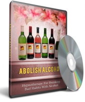 Abolish Alcohol Audio with Master Resale Rights