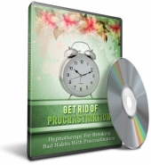 Get Rid Of Procrastination Audio with private label rights