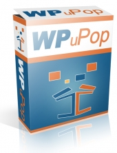 WP uPop WordPress Plugin Software with Personal Use Rights