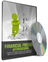 Financial Freedom Affirmations Audio with Master Resell Rights
