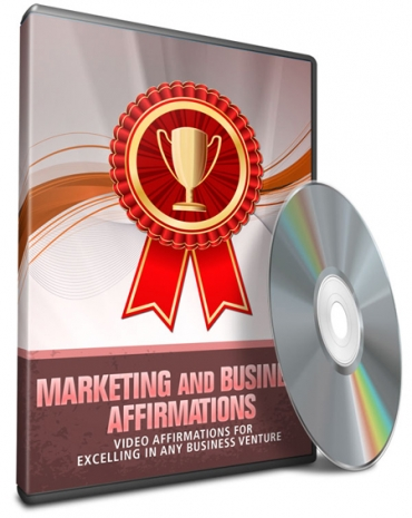 Marketing and Business Affirmations