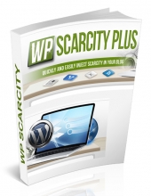 WP Scarcity Plus eBook with Personal Use Rights