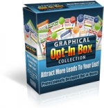 Graphical Opt-In Box Collection Graphic with Master Resale Rights