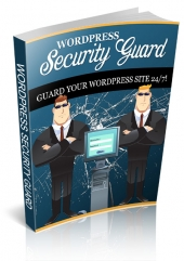 WordPress Security Guard eBook with Personal Use Rights