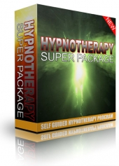 Hypnotherapy Super Pack Audio with private label rights