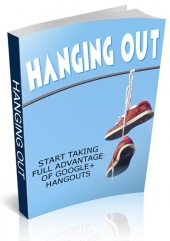 Hanging Out eBook with Personal Use Rights