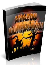 Amazon Halloween Essentials eBook with private label rights