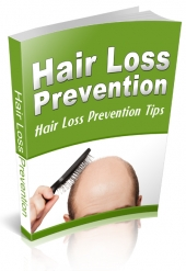 Amazon Hair Loss Essentials eBook with Resale Rights
