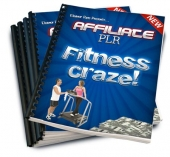 Affiliate Fitness Craze eBook with Resale Rights