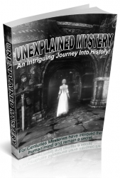Unexplained Mysteries eBook with private label rights