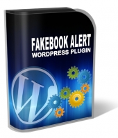 Fakebook Alert WP Plugin Software with Private Label Rights