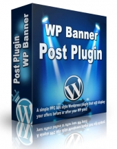 WP Banner Post Plugin Software with private label rights