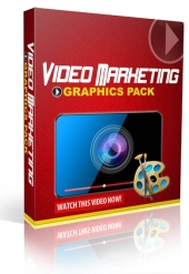 Video Marketing Graphics Pack Graphic with Personal Use Rights