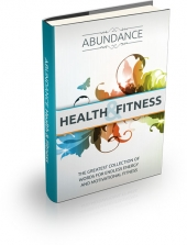 Abundance Health eBook with Master Resell Rights