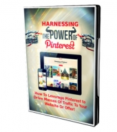 Harnessing Pinterest eBook with Personal Use Rights