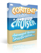 Content Cruiser Plugin Software with Master Resale Rights