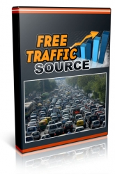 Free Website Traffic Source Video with Resell Rights