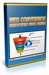 Web Conversion Demystified Video with Master Resale Rights