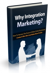 Why Integration Marketing eBook with Private Label Rights