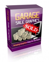 Garage Sale Graphics Graphic with Master Resale Rights